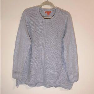 Cozy grey joe fresh sweater